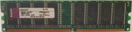 Kingston 1GB DDR1 400MHZ (3200)