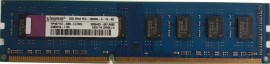 Kingston 2GB DDR3 1333Mhz (PC3-10600)