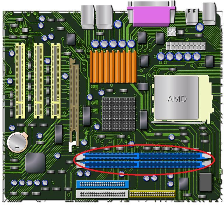 installatie-desktop-ram-geheugen
